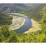 Montenegros grüne Hölle