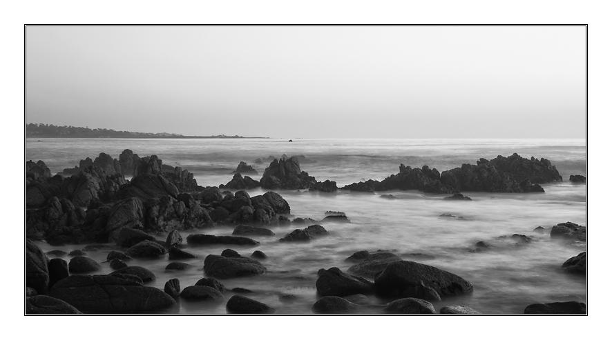 Monterey Halbinsel...