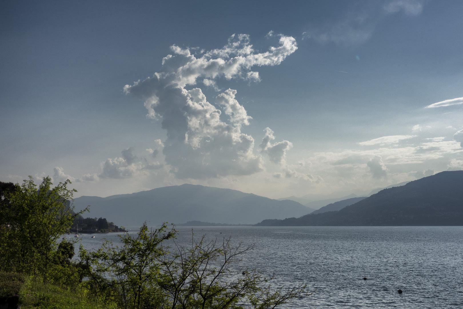 Montesole, nuvole