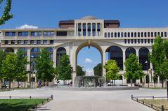 Montpellier, hier .... (1)