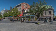 Montreal Altstadt Vieux-Montréal Quebec