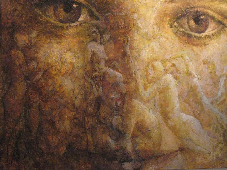 Montse Valdés - Exposició d`art individual - Barcelona