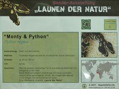 Monty und Python