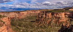 Monument Canyon, Colorado National Monument, USA