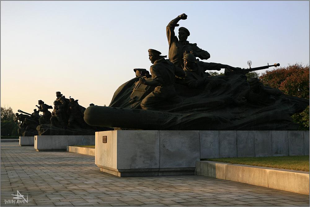 Monument de la Guerre de Corée I