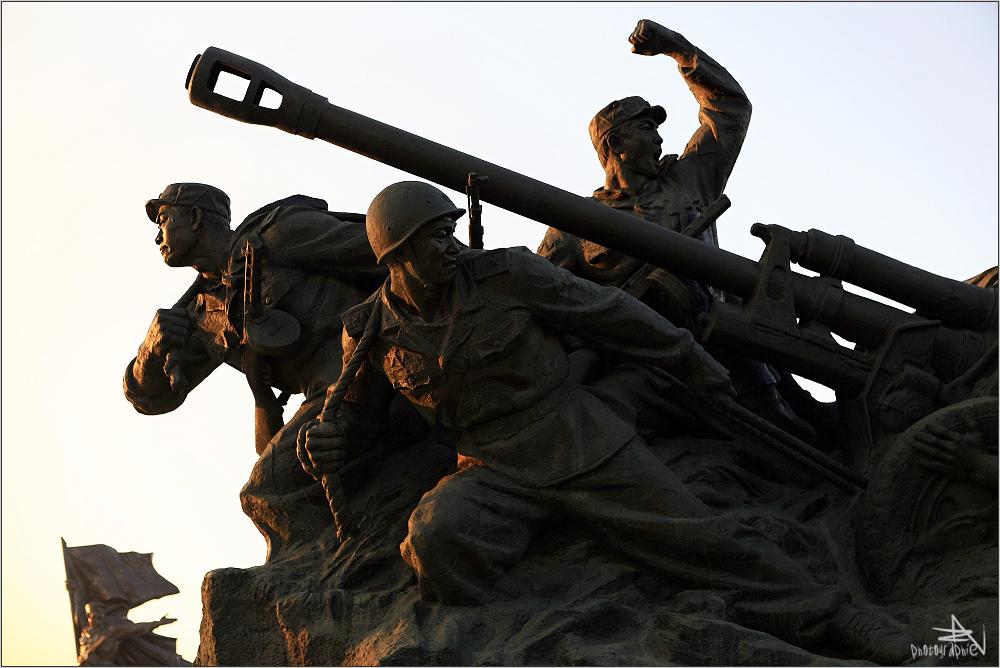 Monument de la Guerre de Corée II