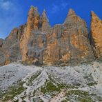 Monument der Berge