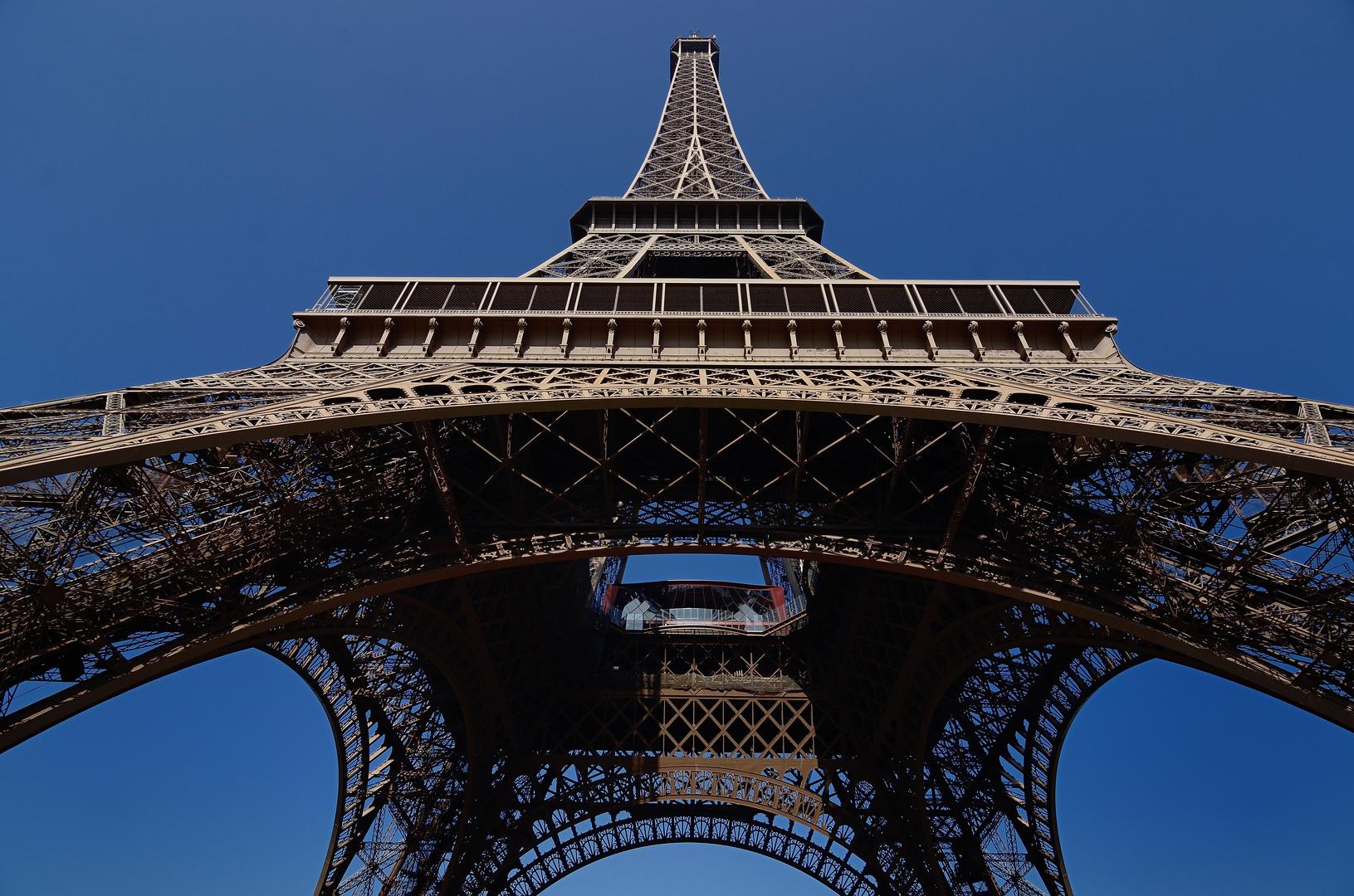 Monument historique-Eiffelturm
