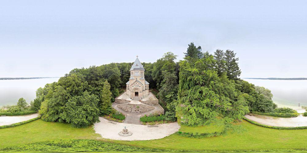 Monument König Ludwig II