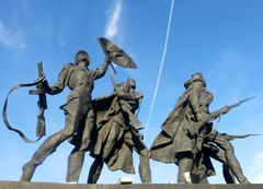 Monument to the Heroic Defenders of Leningrad - 3
