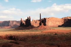 Monument Valley - eine grandiose Lanschaft