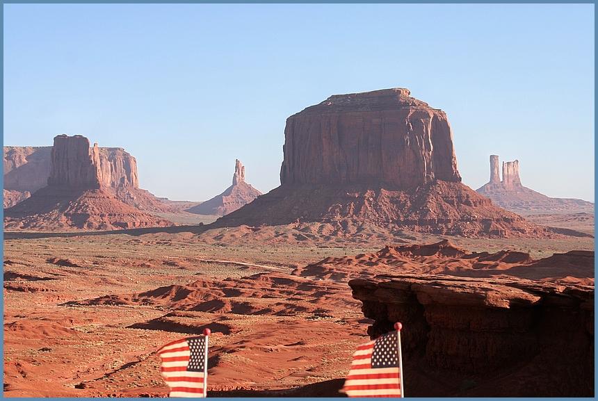 Monument Valley  USA +MT-tidbit: Grand Canyon ca-13-col