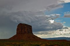 Monument Valley Wetter
