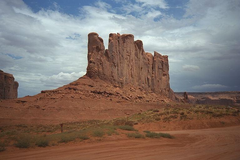 Monument Vally - Navajo Tribal Park - Arizona