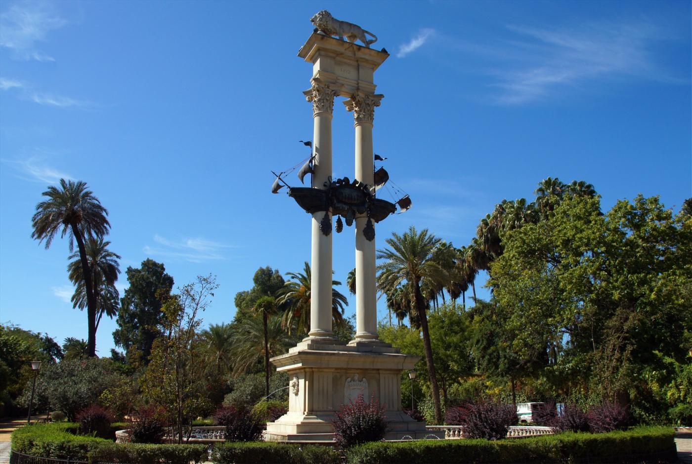 ..Monumento a Colón..