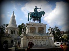 Monumento a Mattia Corvino...Budapest