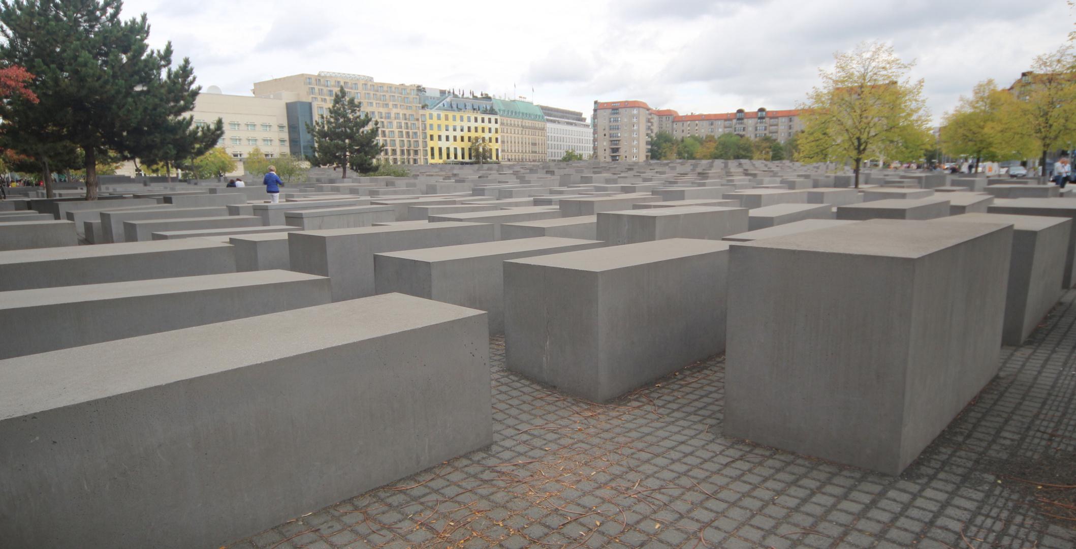 Monumento alla memoria delle vittime dell'olocausto