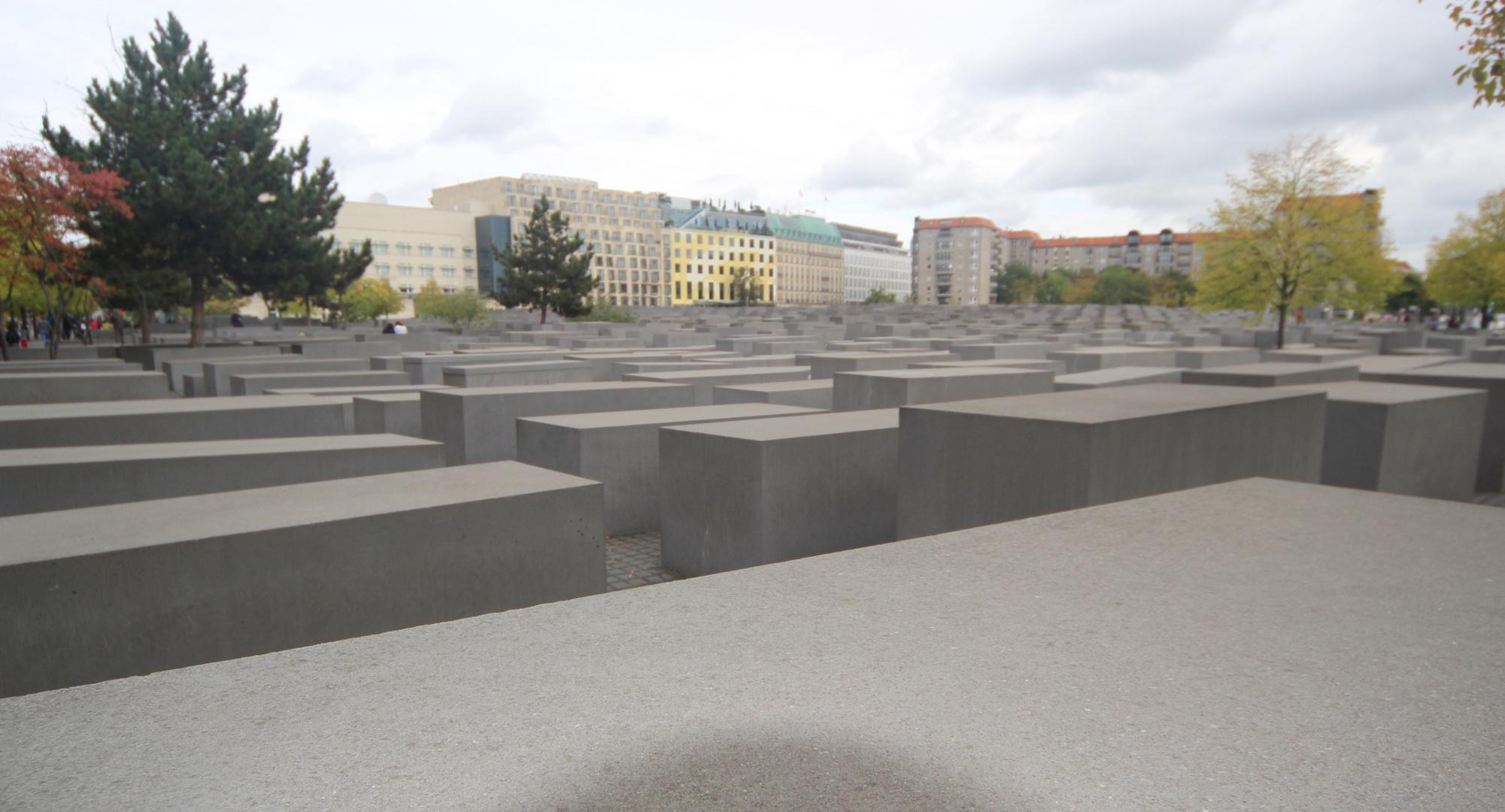 Monumento in memoria delle vittime dell'olocausto