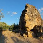 Monumento natural. En Porcuna (Jaen)