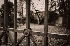 Monza, cancello