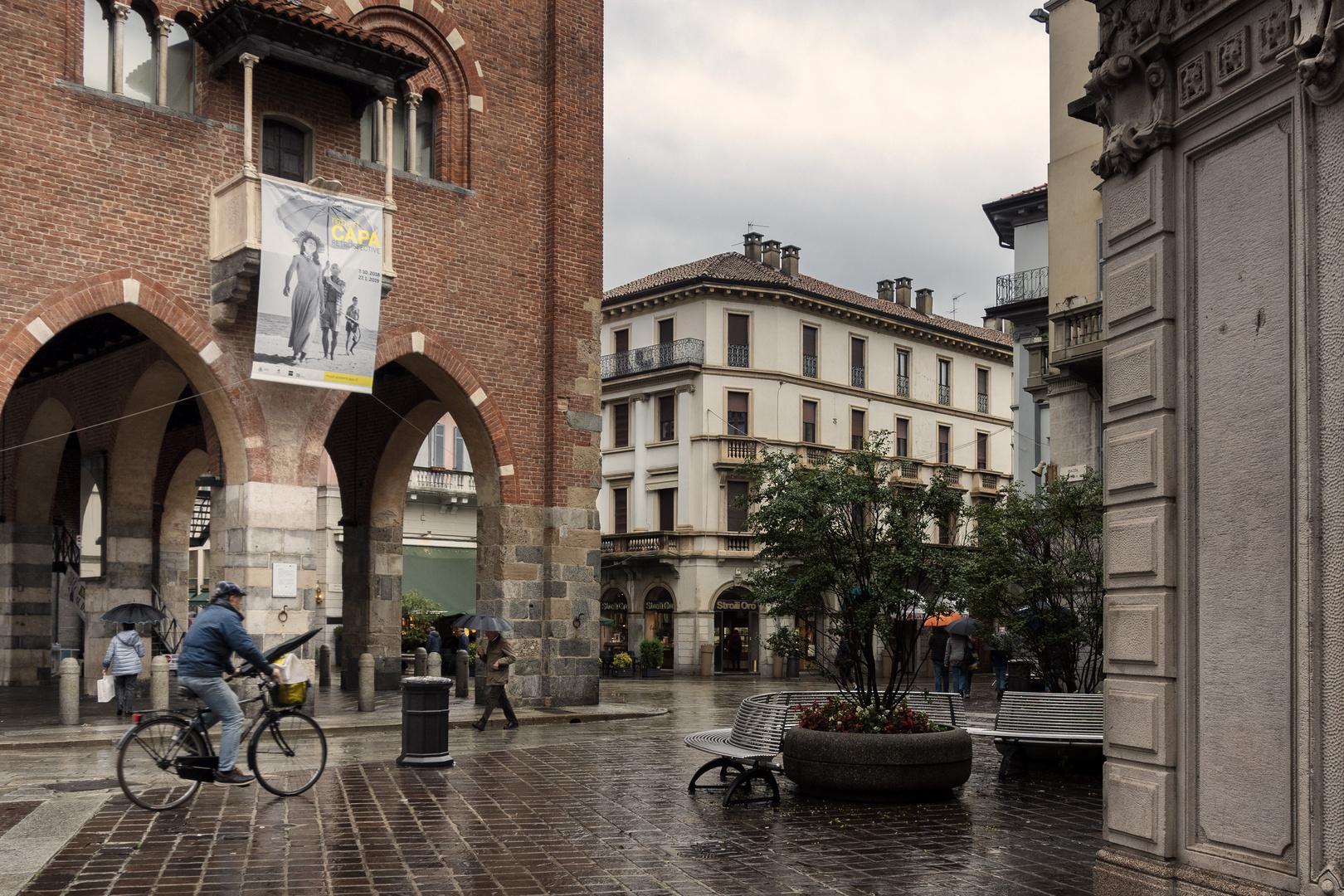 Monza, omaggio a Robert Capa