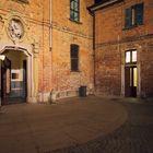 Monza, piazza del Carrobiolo, convento dei Barnabiti