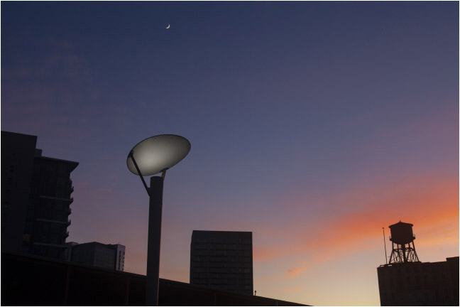 Moon Evening 3