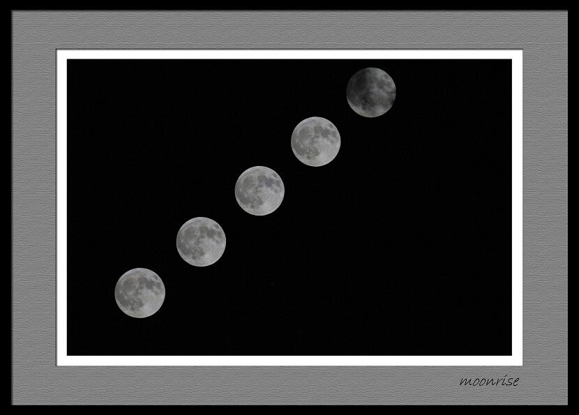moonrise - 10minutes