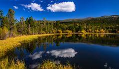Moose Pond, Flaming Gorge, Utah, USA
