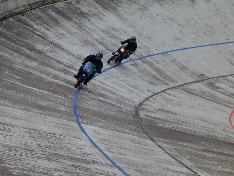 Mopedrennen