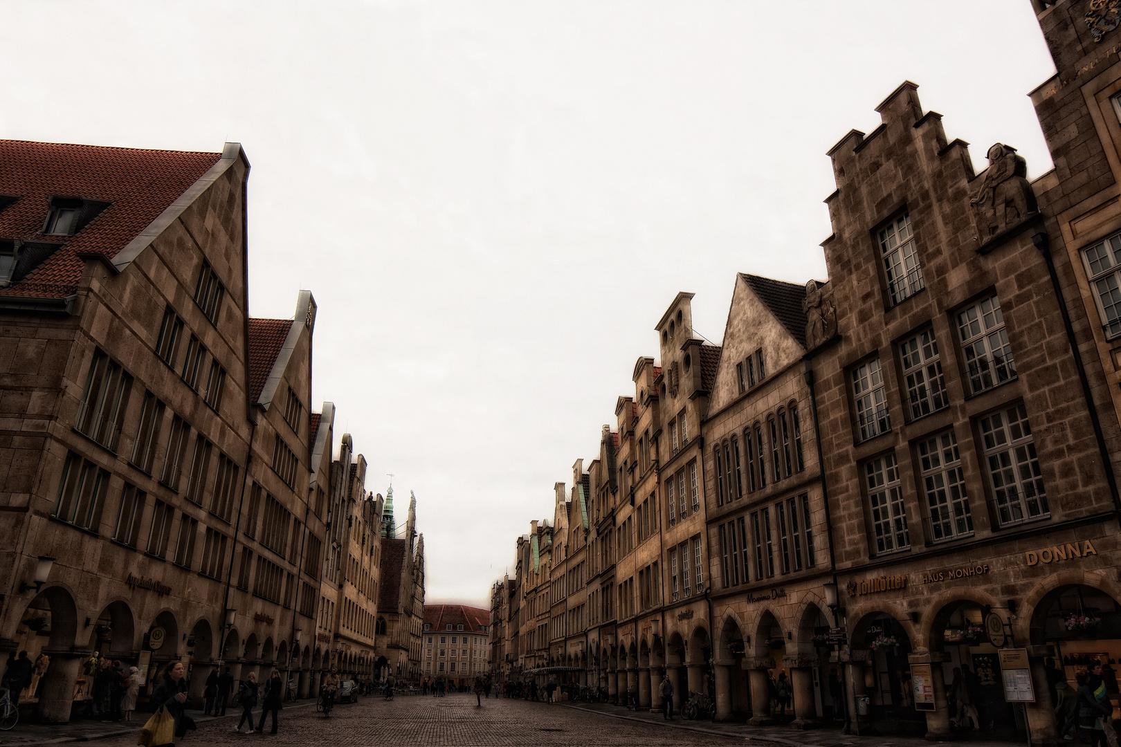 Moppern in Münster