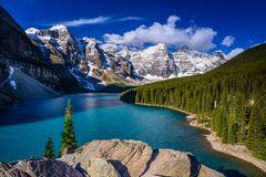 Moraine Lake, Banff National Park, Kanada