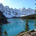 Moraine Lake.Alberta.Canada.