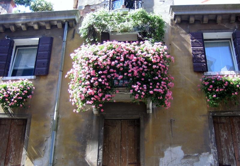 Morbider Charme... in Venedig