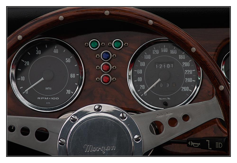 Morgan-Cockpit