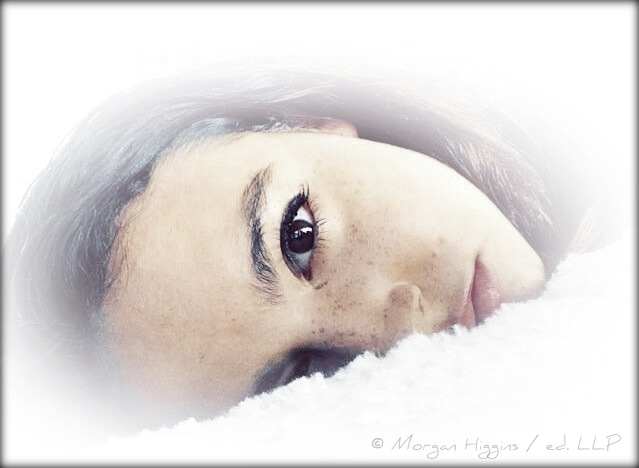 Morgan Higgins - Foto meiner Youtube-Freundin Morgan - BEA mit PaintShop - II