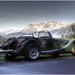 .... Morgan in den Alpen ....