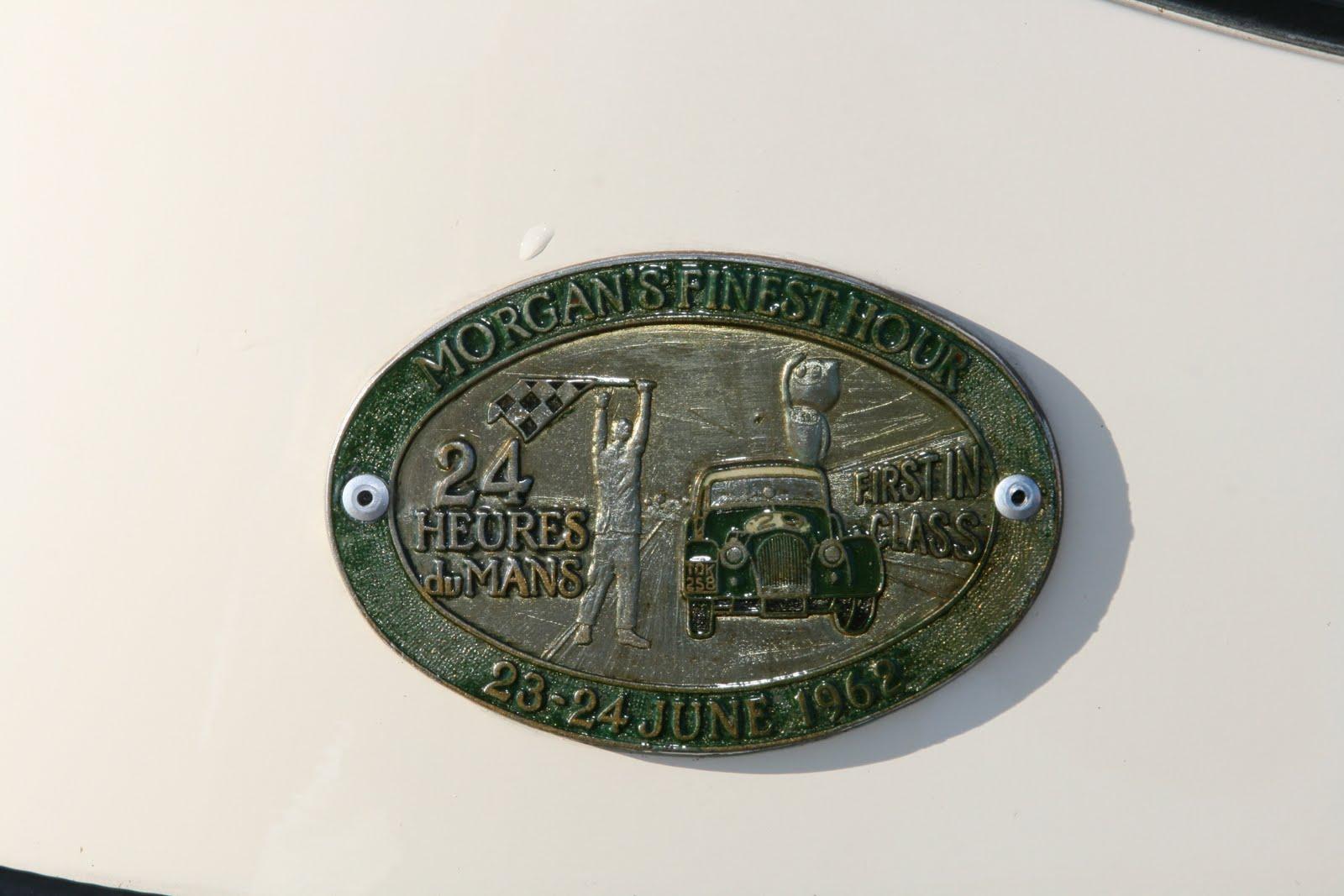 Morgan siegte 1962 in Le Mans