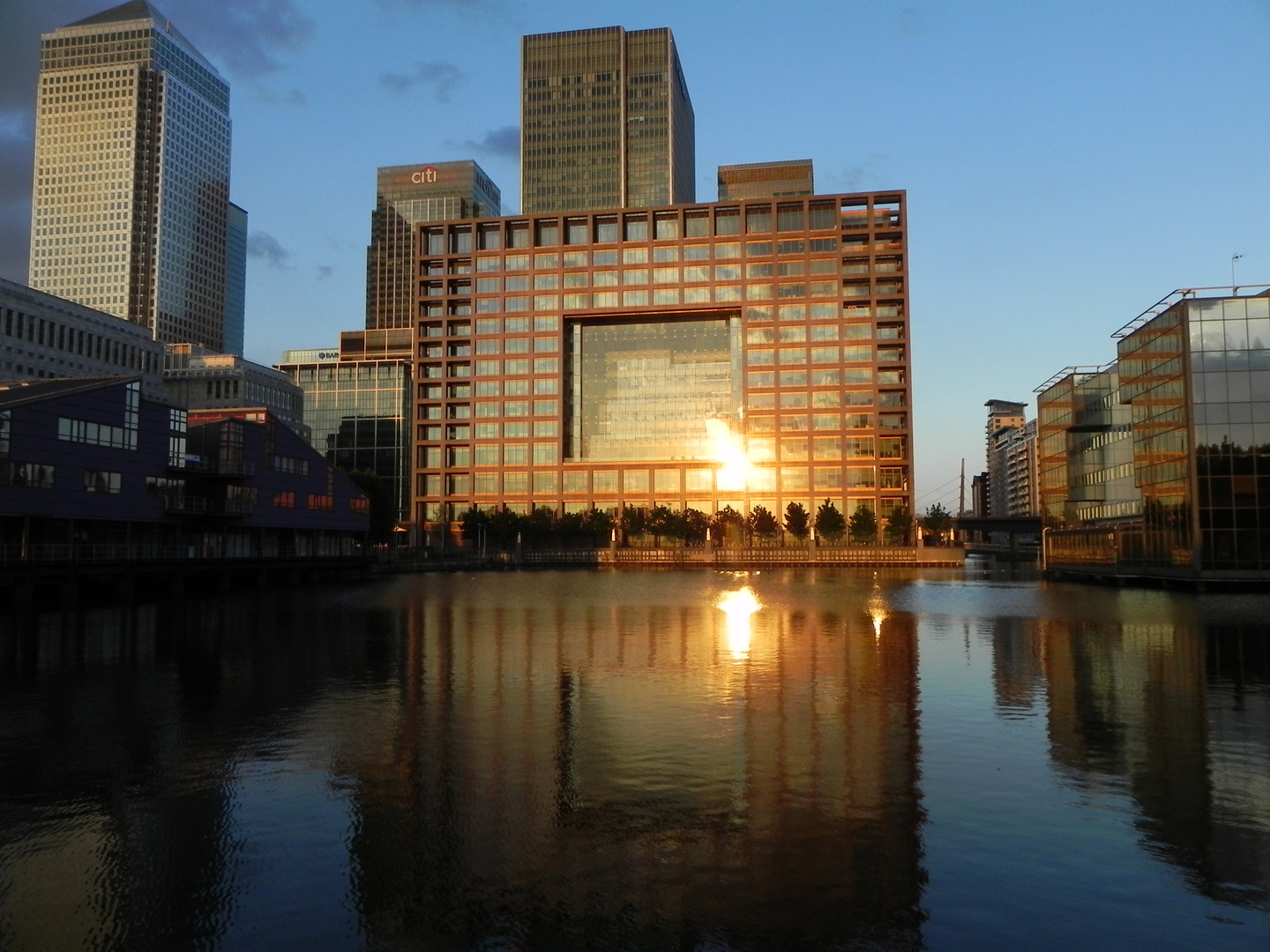 Morgan Stanley Building, Canary Wharf (Isle of Dogs), London