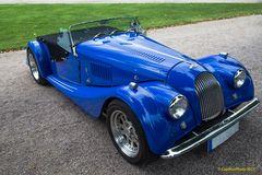 Morgan V8 bei Classic Cars Schwetzingen
