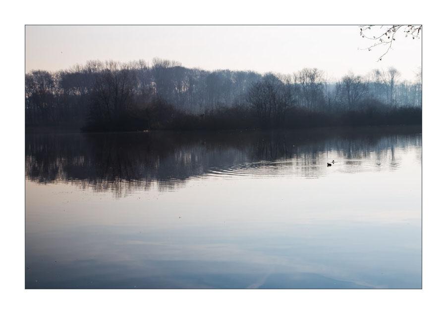 Morgen am Ewaldsee