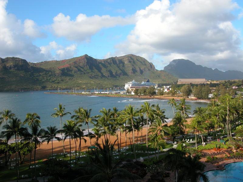 Morgen in der Bucht - Kauai