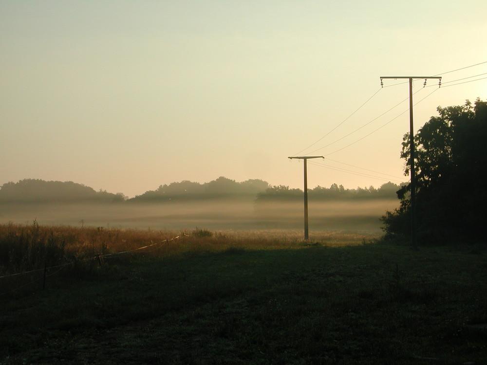 Morgen in Mecklenburg