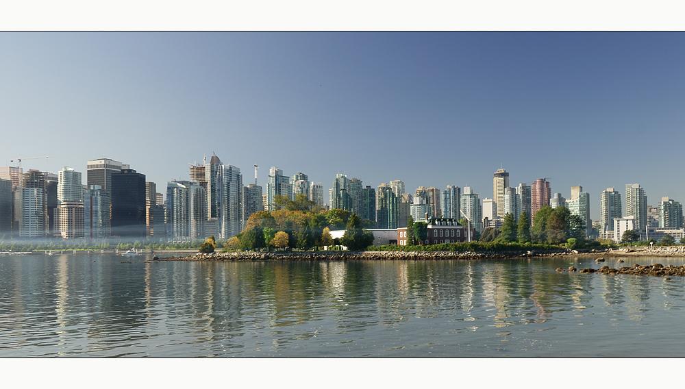 [ Morgen in Vancouver ]