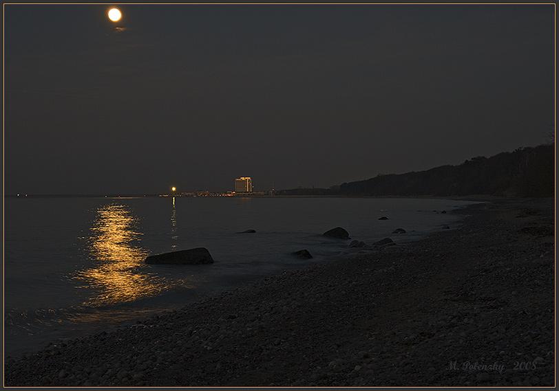 Morgen ist Mondfinsternis