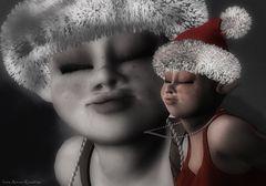 Morgen kommt der Nikolaus ...