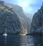 Morgenbad auf Mallorca