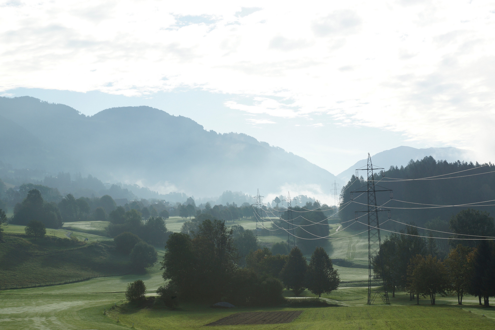 Morgends im Auenland