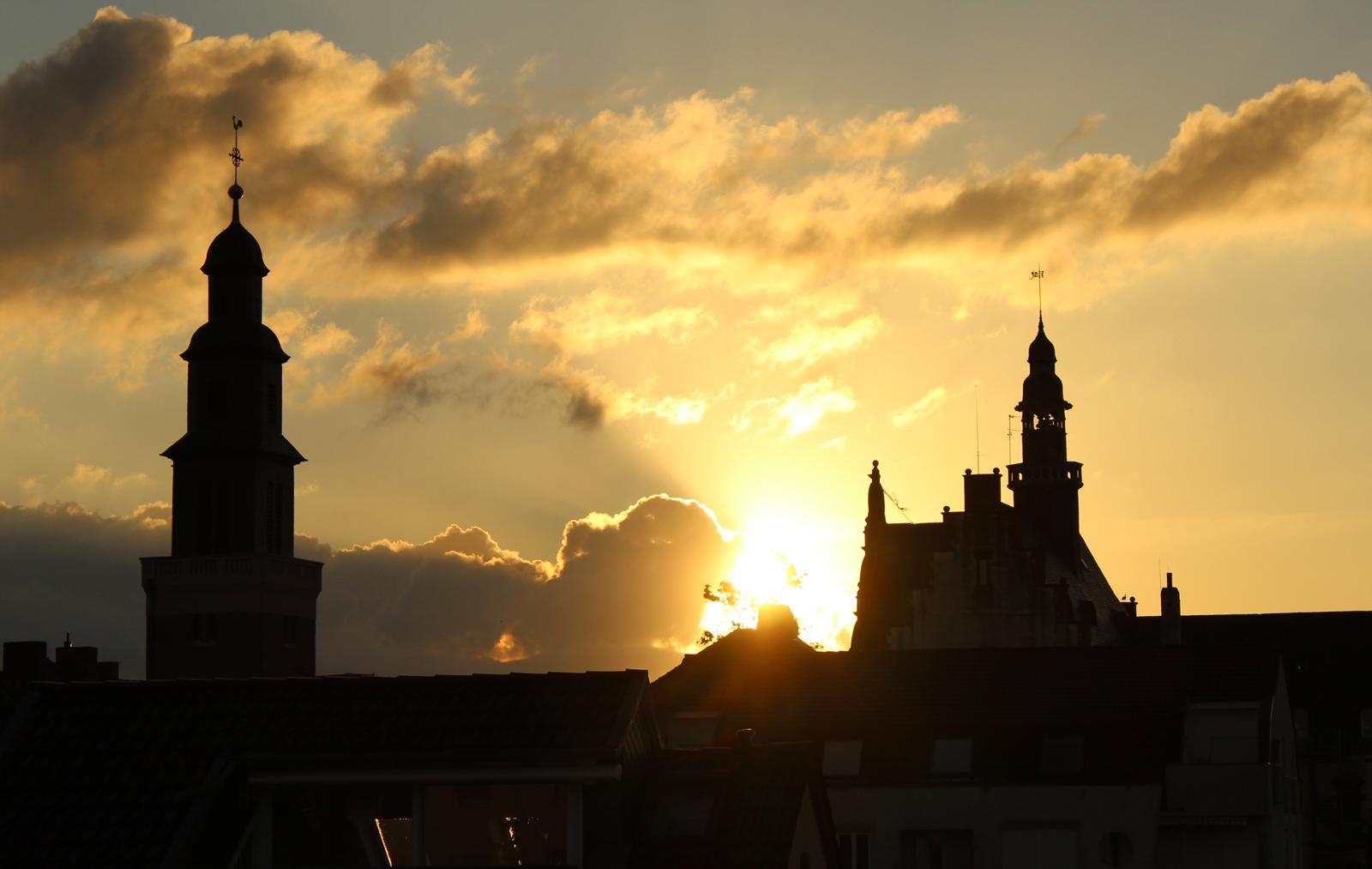 Morgends um 6 Uhr in Frankfurt Fechenheim =)
