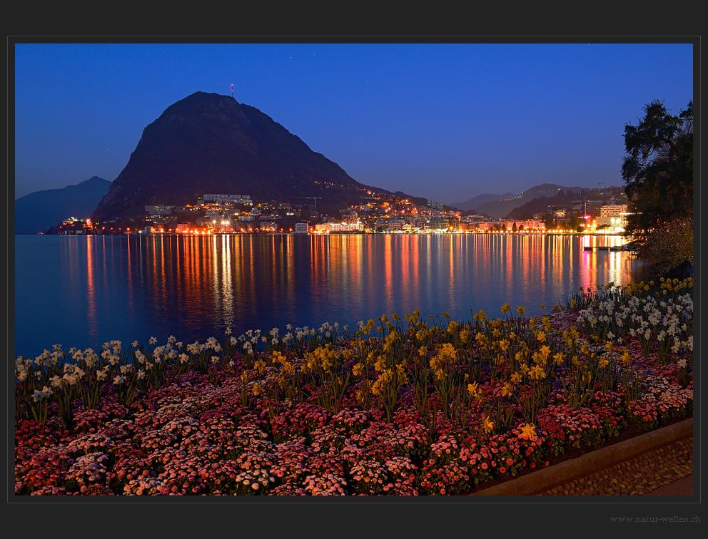Morgenerwachen an der Riviera